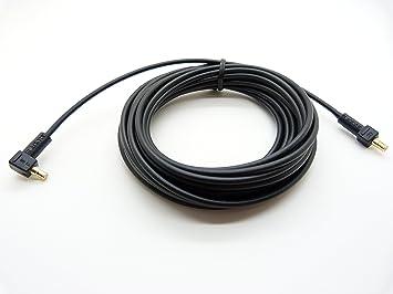 BlackVue 6 meter cable coaxial DR550GW DR650GW DR750LW