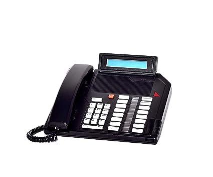 amazon com nortel m5316 business telephone black nt4x42ca pbx rh amazon com aastra m5316 phone manual aastra phones m5316 manual