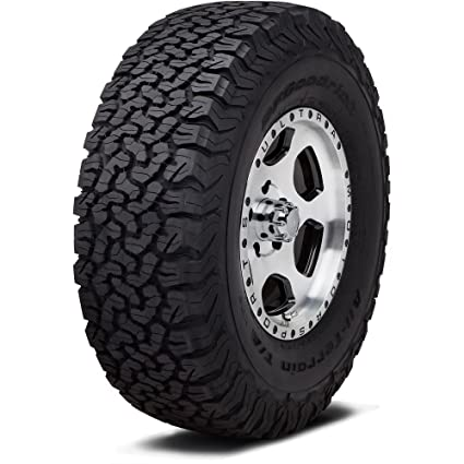 Bf Goodrich K02 >> Amazon Com Bf Goodrich Tires All Terrain T A Ko2 Lt285