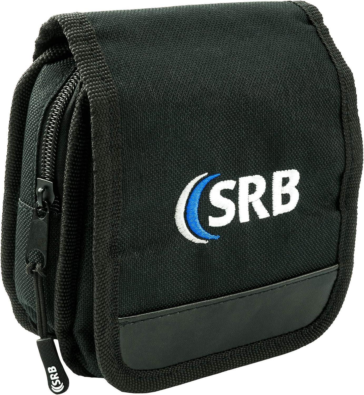 SRB Photographic Elite - Bolsa para filtros Cuadrados (6 x 84 mm, tamaño P, filtros Circulares y Accesorios fotográficos): Amazon.es: Electrónica
