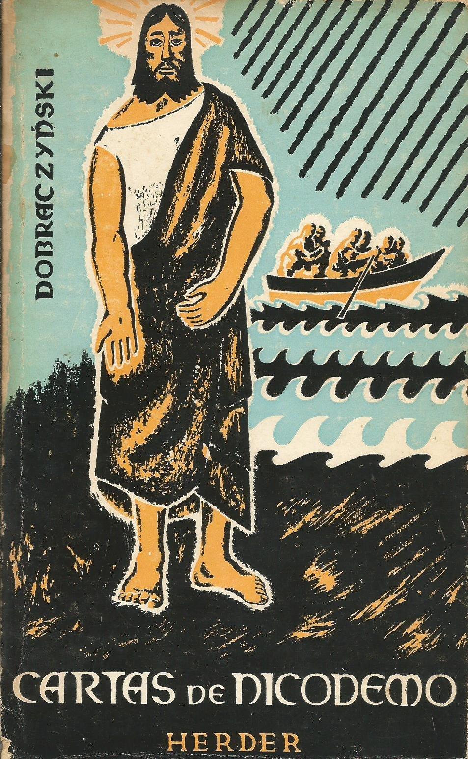 Cartas de Nicodemo: Amazon.es: Jan.- DOBRACZYNSKI: Libros
