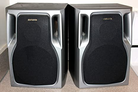 Aiwa Stereo Speakers System