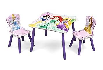 Delta Children Table Et Chaise Pour Enfants A Leffigie Des