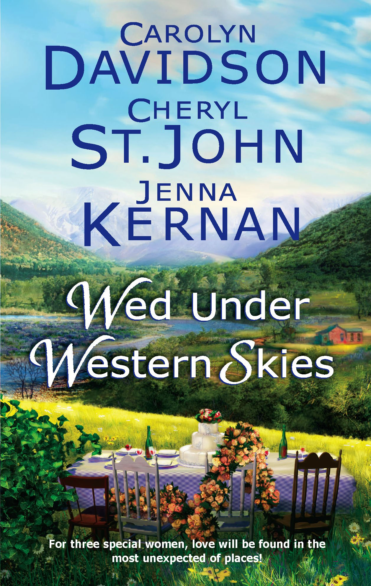 Wed Under Western Skies: An Anthology PDF
