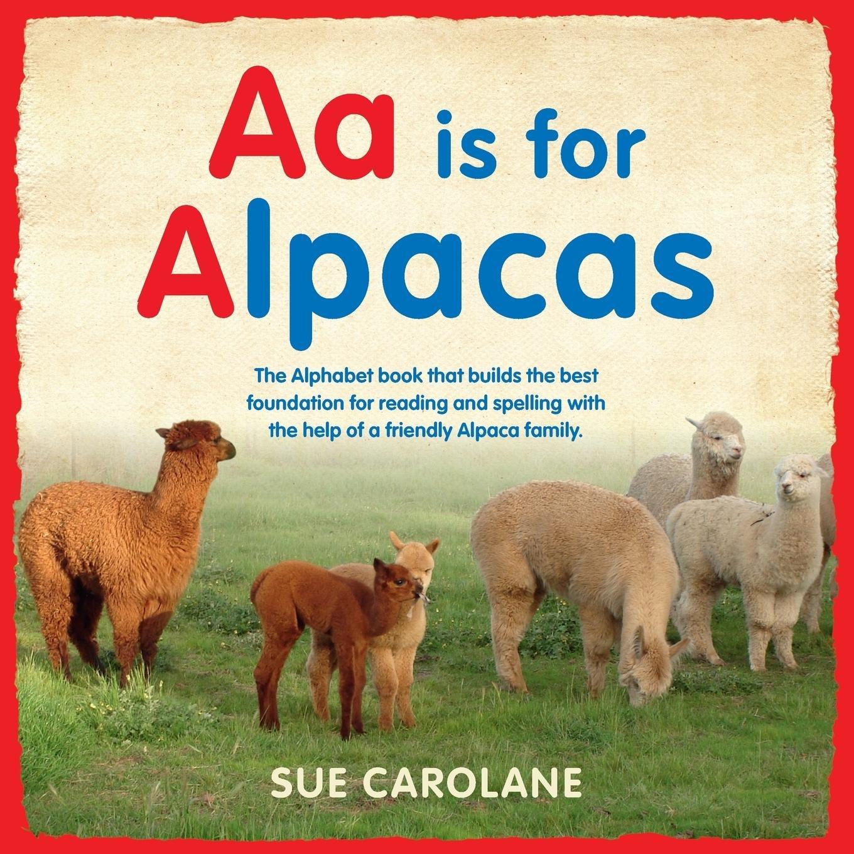 Aa is for Alpacas pdf