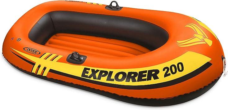 Amazon.com: Intex Explorer 200 - Barco hinchable para 2 ...