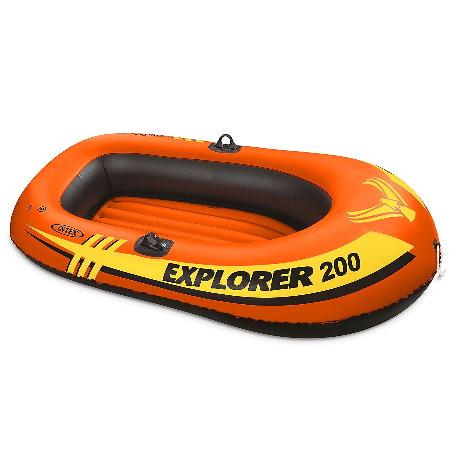 Intex Explorer 200, 2-Person Hinchable Barco: Amazon.es ...