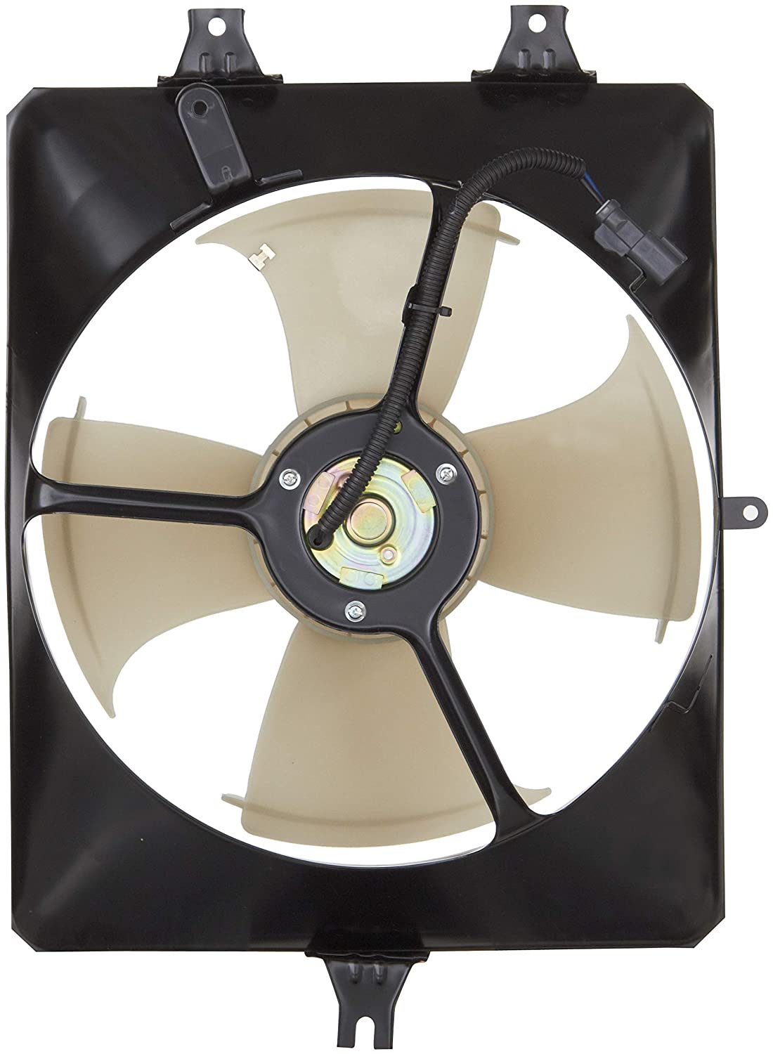 Spectra Premium CF18044 Air Conditioning Condenser Fan Assembly