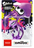 Amiibo 'Collection Splatoon' - Calamar Inkling violet néon