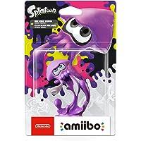 Amiibo Purple Squid Splatoon