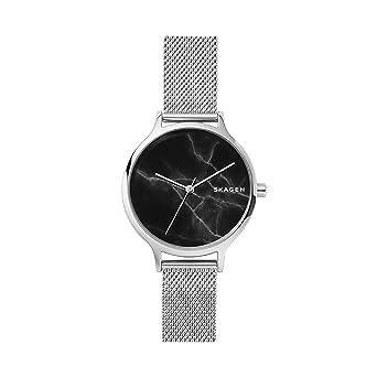 Skagen Reloj Analogico para Mujer de Cuarzo con Correa en Acero Inoxidable SKW2673: Amazon.es: Relojes