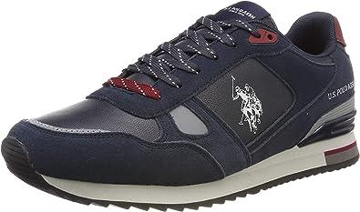 U.S.POLO ASSN. Wilde, Zapatillas para Hombre: Amazon.es: Zapatos y ...