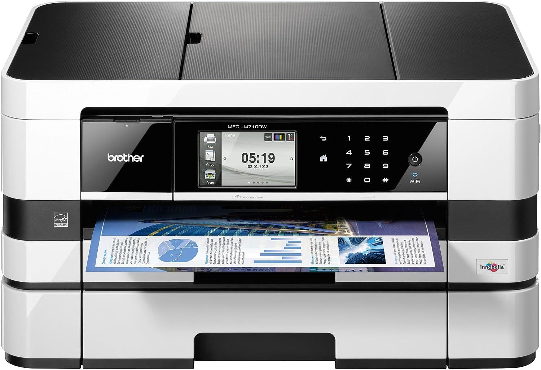 Brother MFC-J4710DW - Impresora multifunción de Tinta: Amazon.es ...
