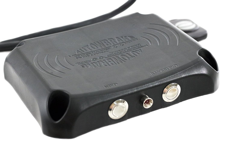 Amazon.com: Autowbrake - Plug and Tow Trailer Mounted Electric Brake ...