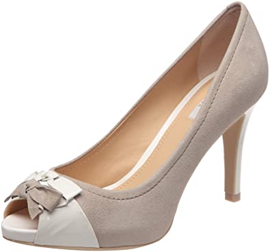 9d853d6f51892 Geox Donna Egizia Spuntat, Escarpins femme  Amazon.fr  Chaussures et ...