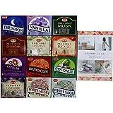 HEM社 インド製 コーンタイプ香 12種類の香り 合計12箱120個入(アソートセット)