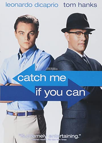 Amazon Com Catch Me If You Can Widescreen Two Disc Special