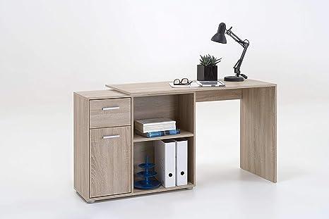 Avanti trendstore elsa scrivania ad angolo in legno