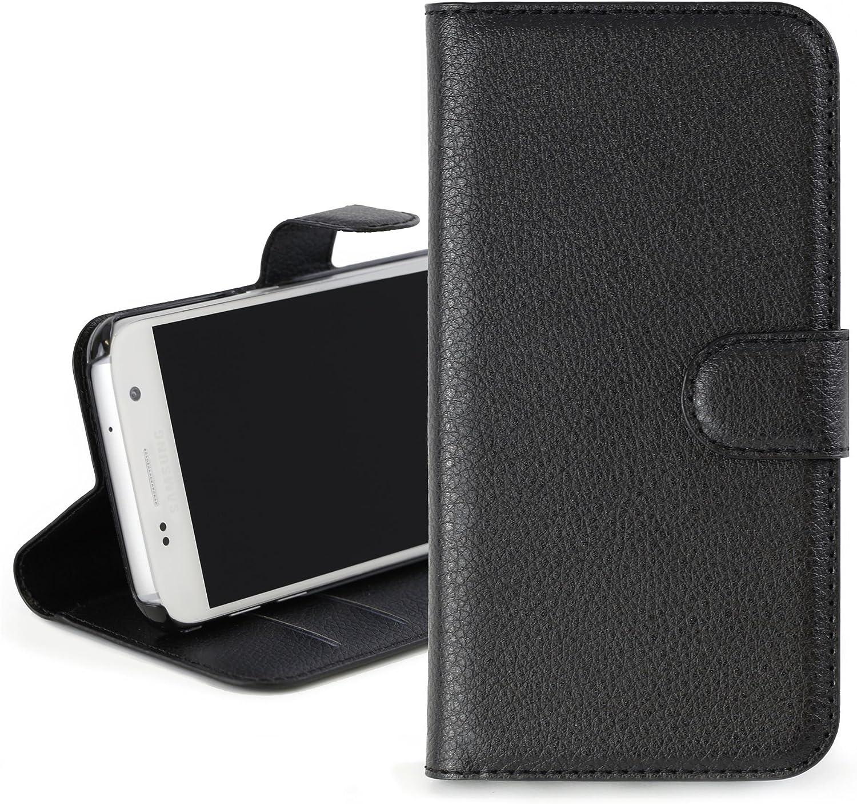 Okuli Ejecutivo Billetera Caso Cubrir Case Cover Funda para Samsung Galaxy J3 2016 J320F J320P