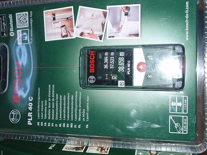 Bosch Entfernungsmesser Mit Wasserwaage : Bosch plr c pll p amazon elektronik