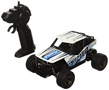 The King Cheetah Turbo Remote Control Toy Rally Buggy RC Car 2.4 GHz 1:18