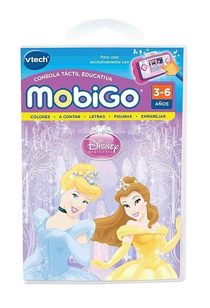 Vtech Spanish - Vtech Juego MobiGo Princess - En Español