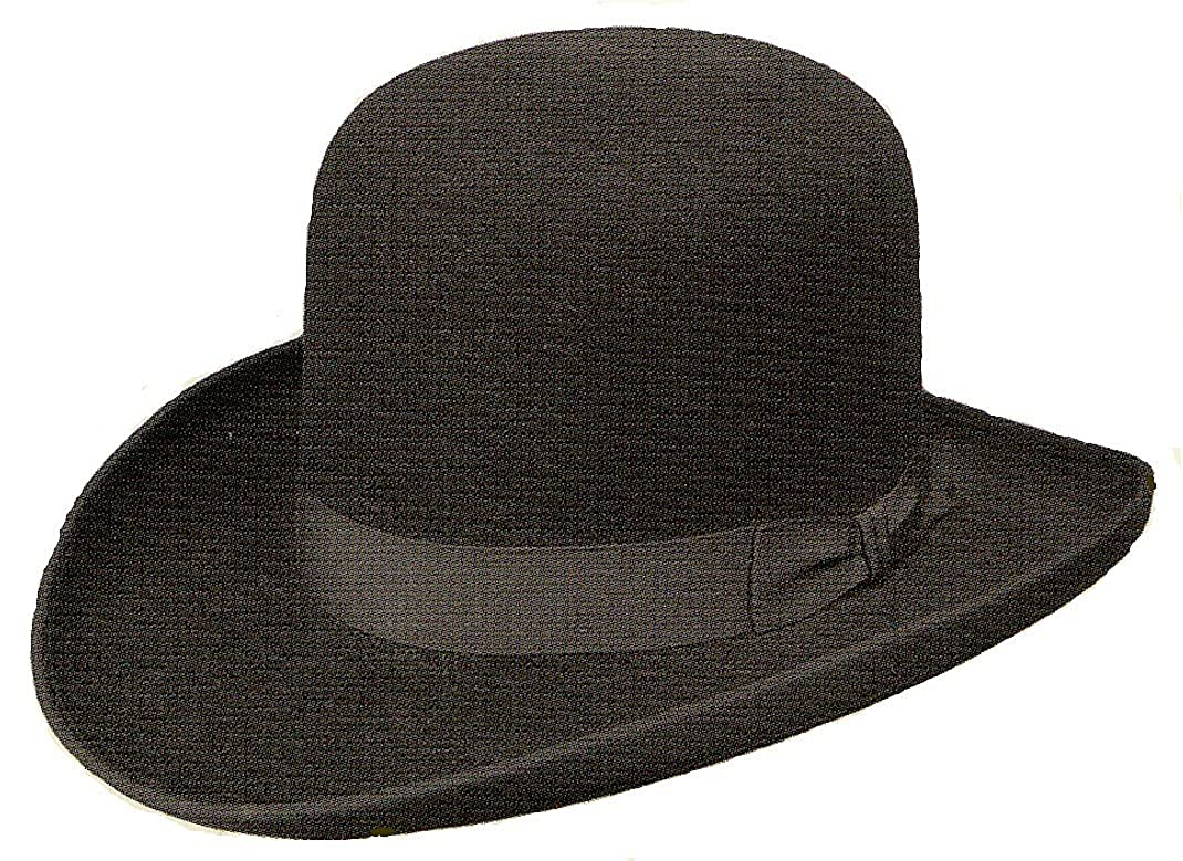 Stetson Cowboy Hat 4X Buffalo Fur Felt Black Bat Master at Amazon Men s  Clothing store  f09f20b770e