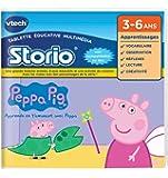 Vtech - 233405 - Jeu Pour Tablette - Hd Storio - Peppa Pig