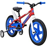 "Diamondback Bicycles Mini Venom Bike, 16"" Wheels, Gloss Red"