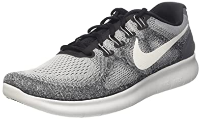 07366a869fa Image Unavailable. Image not available for. Color  Nike Free RN 2017 Wolf  ...
