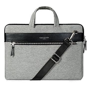 Goodid maletín formal para portátil y tablet,resistente al agua,antigolpes ,bolsa,