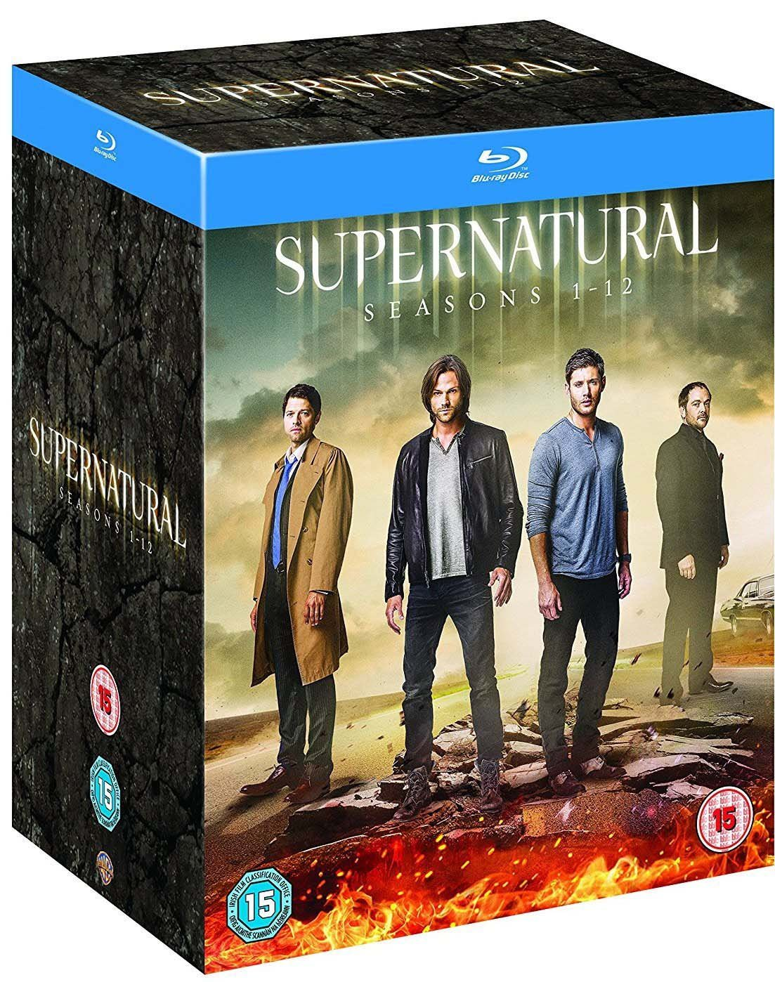 Supernatural - Seasons 1-12