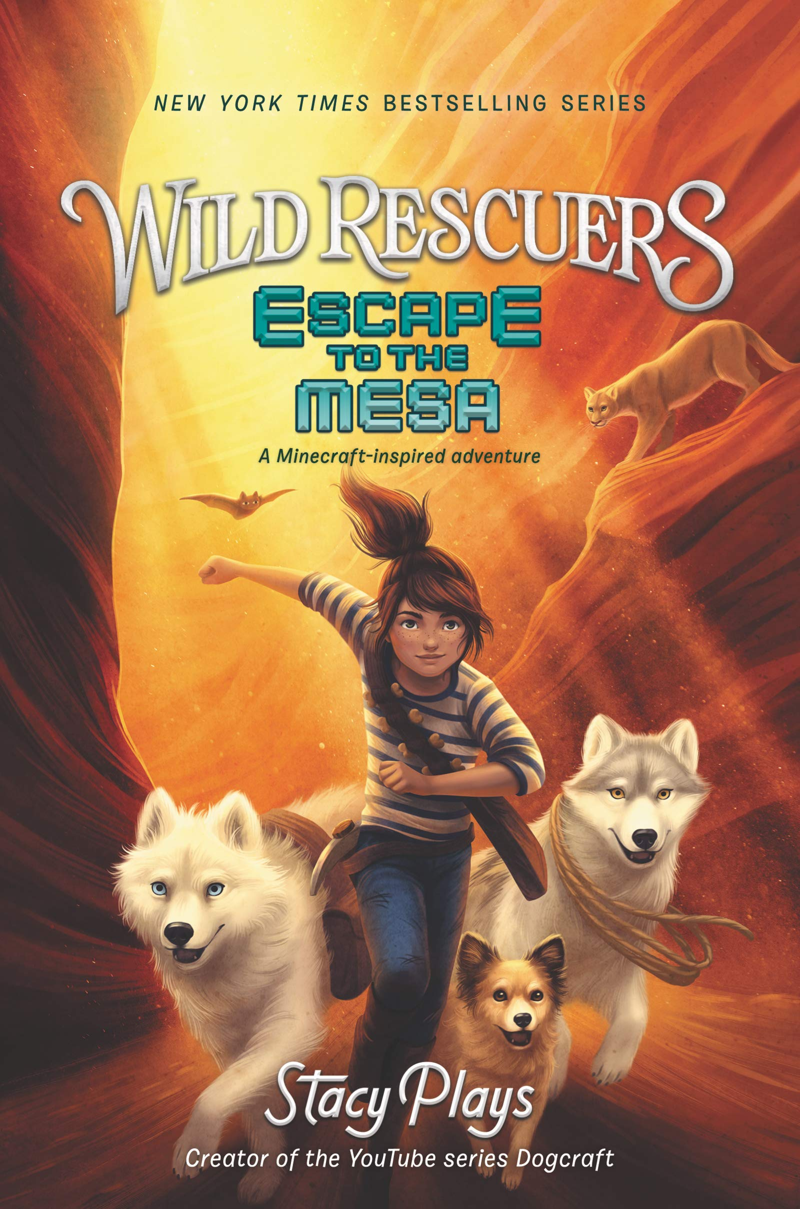 Wild Rescuers: Escape to the Mesa by HarperCollins (Image #1)