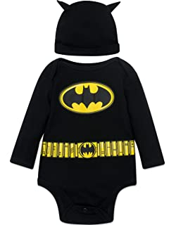 Amazon.com  Batman - Baby Infant Hat with Logo and Bat Ears  Clothing 349b9e4c59e2