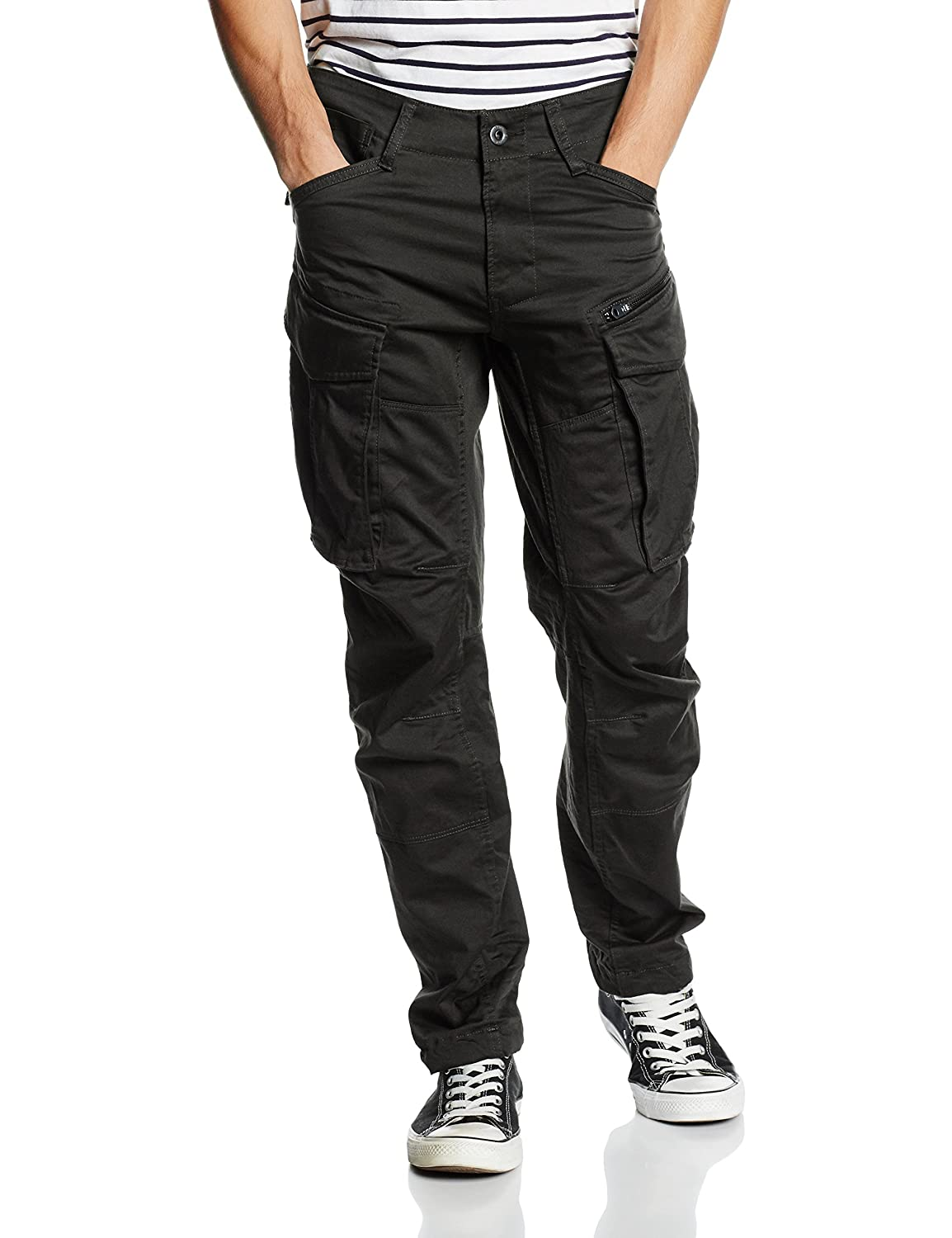 G-Star Raw Men's Rovic Zip 3D Tapered D02190-5126