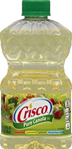 Crisco Pure Canola Oil, 32 Ounce