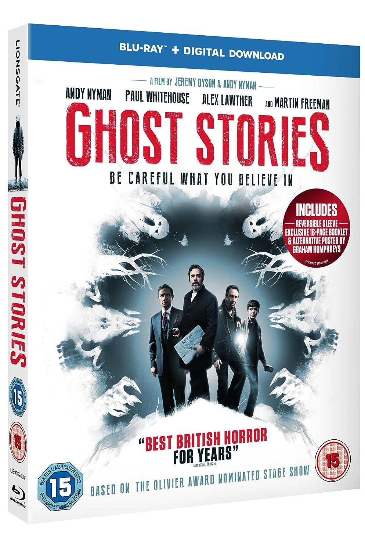 Ghost Stories [Blu-ray] [2018]: Amazon.co.uk: Martin Freeman, Alex ...