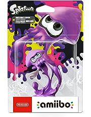 Nintendo - Amiibo Inkling Calamar Squid (Colección Splatoon)