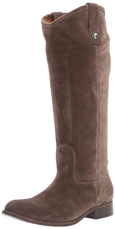 FRYE Women's Melissa Button Boot B0193XOO4M 8 B(M) US|Elephant-77173