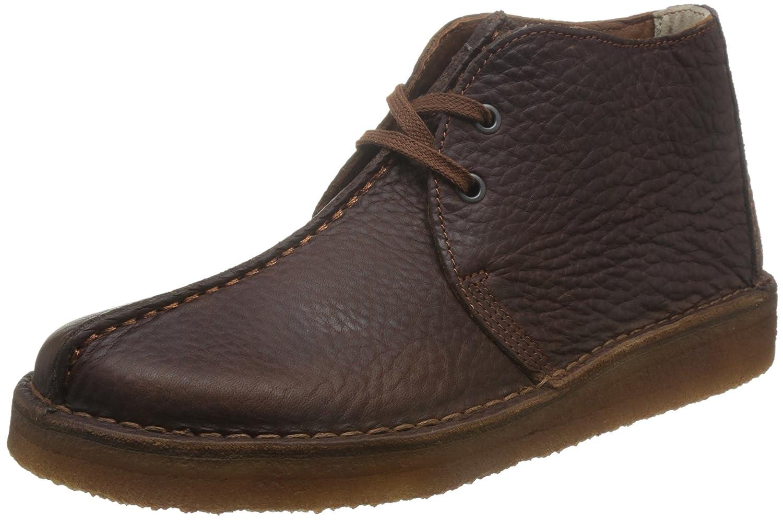 Clarks Herren Deserttrek Hi Schuhe Cola Leather (26128364)