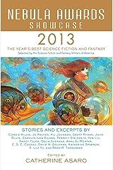 Nebula Awards Showcase 2013 Paperback