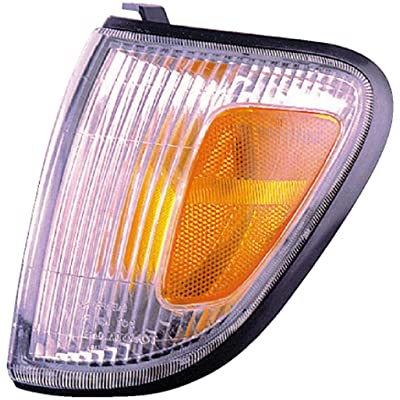 Dorman 1650738 Front Driver Side Turn Signal / Parking Light Assembly for Select Toyota Models: Automotive