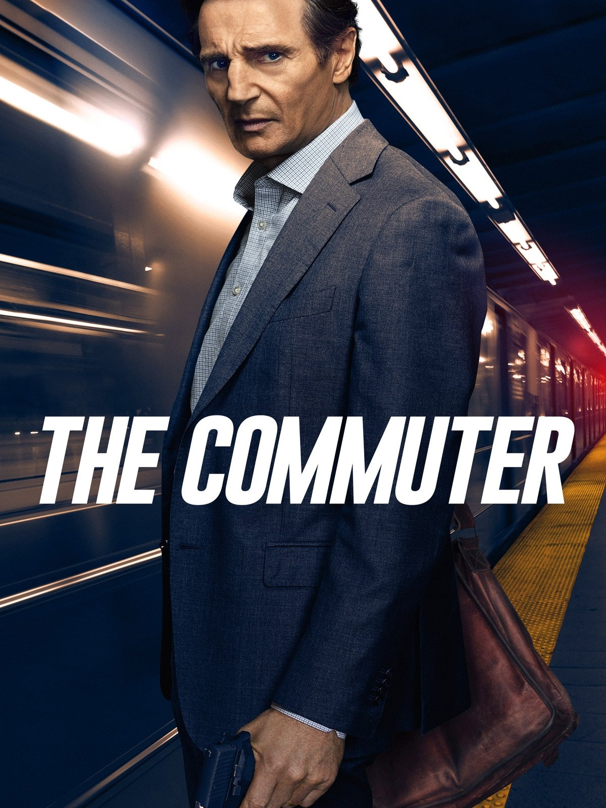 The Commuter (4K UHD)