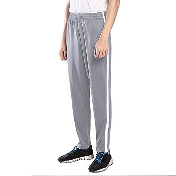 Pantalon Zippées Poches Homme En Ogeenier Avec Sport De Coton 4p58xBwq