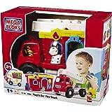 Mega Bloks Play 'N Go Fire Truck