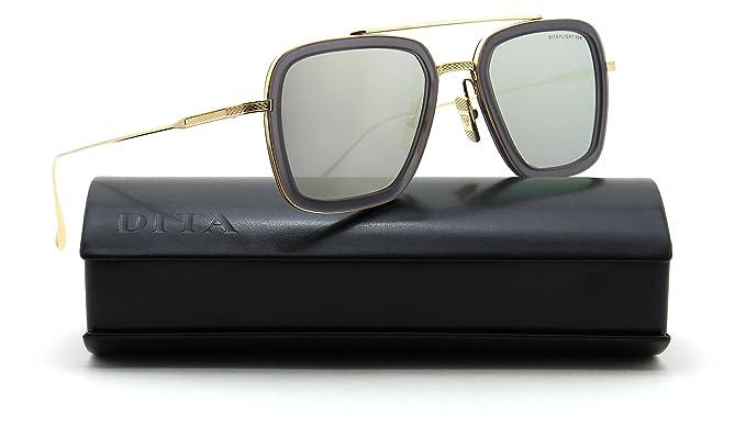 Amazon.com: DITA – Vuelo. 006 Unisex aviador anteojos de sol ...