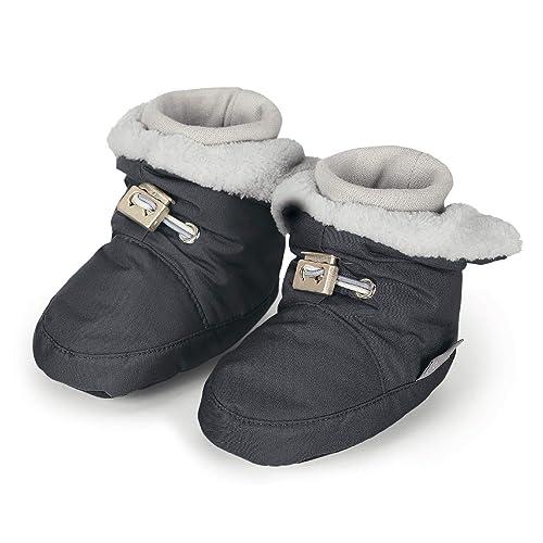 buy popular 25a97 34b04 Sterntaler Jungen Baby Stiefel mit Klettverschluss, Farbe: Eisengrau,  Größe: 21/22, Alter: 18-24 Monate, Artikel-Nr.: 5101521
