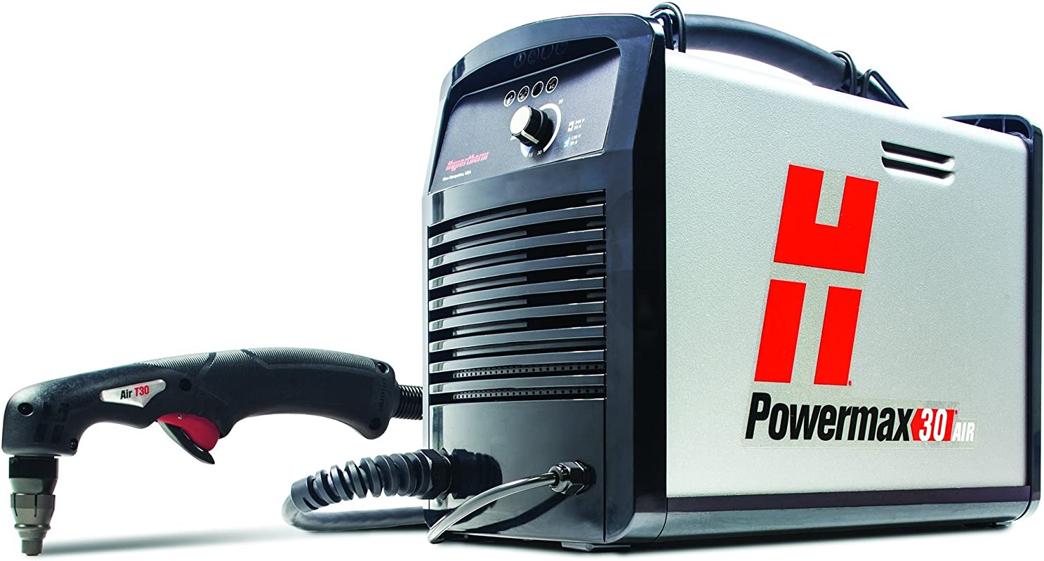 Hypertherm Powermax 30Air Plasma Cutter with Built-in Air Compressor