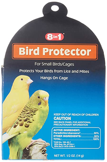 Pet Supplies Bird Supplies Lower Price with New Bird Protector 8 In 1 For Small Birds 0.5 Oz ~ Lot Of 2