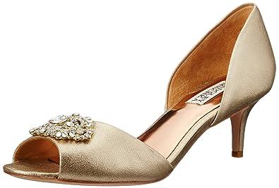 691674dc4422 Amazon.com  Badgley Mischka Women s Petrina II D Orsay Pump  Shoes